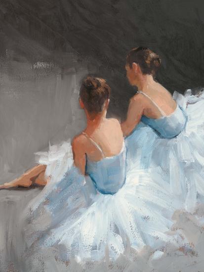 Dancers at Rest-Patrick Mcgannon-Art Print