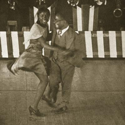 Dancing Contest, Harlem, New York, 1930--Photographic Print