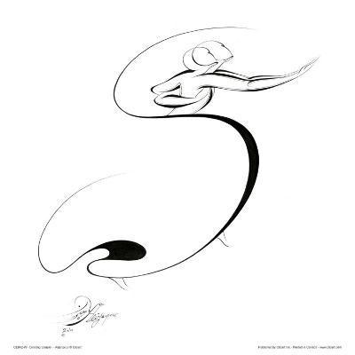 Dancing Couple I-Alijan Alijanpour-Art Print