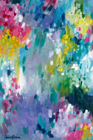 Dancing in the Rain-Amira Rahim-Art Print