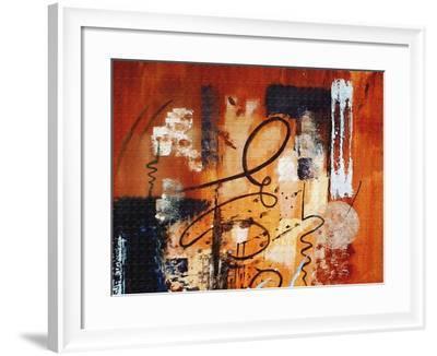 Dancing In The Street-Ruth Palmer-Framed Art Print