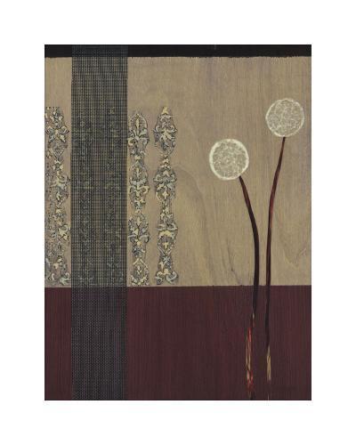 Dandelions I-Gina Miller-Giclee Print