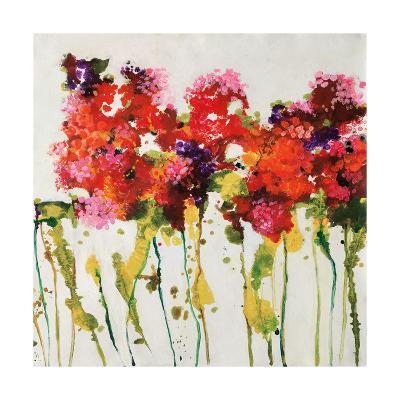 Dandy Flowers I-Natasha Barnes-Art Print