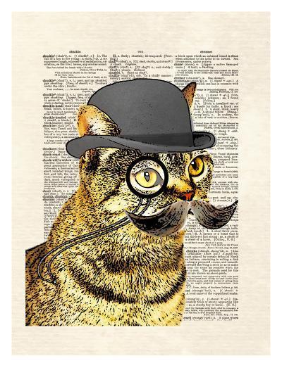 Dandycat-Matt Dinniman-Art Print