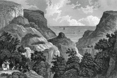 Danes Dyke, C19th Century-J Rogers-Giclee Print