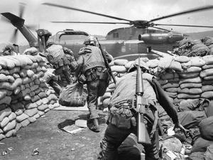 Vietnam War Khe Sanh Siege by Dang Van Phuoc