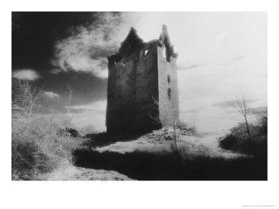 Danganbrack Tower, County Clare, Ireland-Simon Marsden-Giclee Print