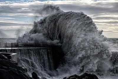 Danger Pier-Roberto Zanleone-Photographic Print