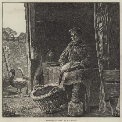Dangerous Quarters--Giclee Print