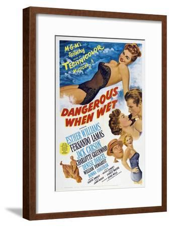 Dangerous When Wet, 1953, Directed by Charles Walters