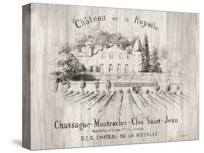Chateau Royalle on Wood