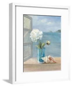 Coastal Florals I by Danhui Nai