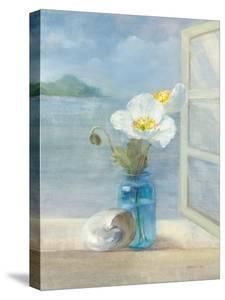 Coastal Florals II by Danhui Nai