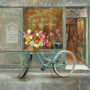 French Flowershop by Danhui Nai