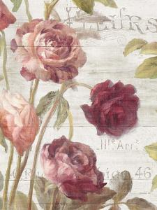 French Roses II by Danhui Nai