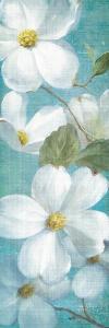 Indiness Blossom Panel Vinage I by Danhui Nai
