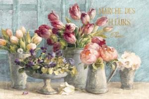 Marche des Fleurs Blue Gold by Danhui Nai