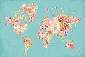Midsummer World Turquoise by Danhui Nai