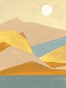 Retro Abstract I by Danhui Nai