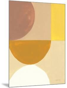 Retro Abstract V by Danhui Nai