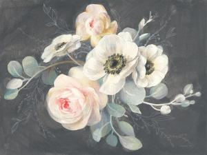 Roses and Anemones by Danhui Nai