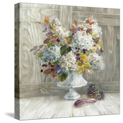 Rustic Florals White