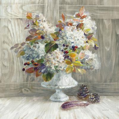 Rustic Florals White