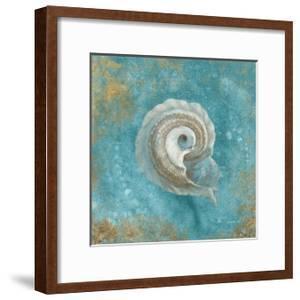 Treasures from the Sea III Aqua by Danhui Nai