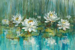 Water Lily Pond V2 Crop by Danhui Nai