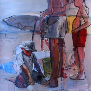 Grandfathers, 2004 by Daniel Clarke