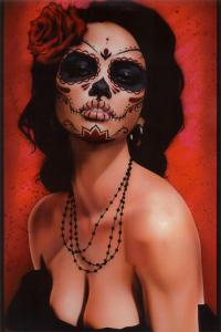 Isabella Muerta by Daniel Esparza