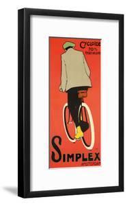 Simplex Amsterdam, 1907 by Daniel Hoeksema