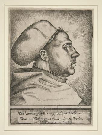 Martin Luther, 1523