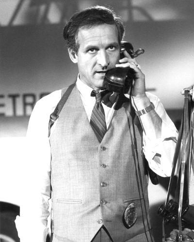 Daniel J. Travanti - Hill Street Blues--Photo