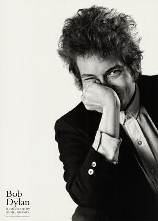 Bob Dylan by Daniel Kramer