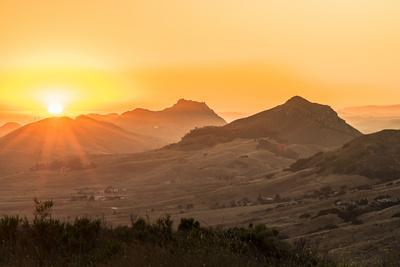 A View Of San Luis Obispo's Countryside