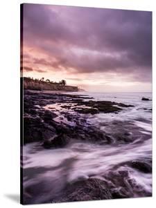Sunrise In Shell Beach, California by Daniel Kuras