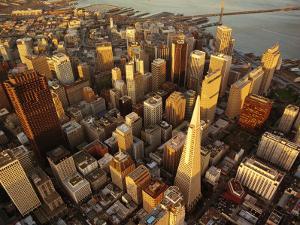 Downtown San Francisco, CA by Daniel McGarrah