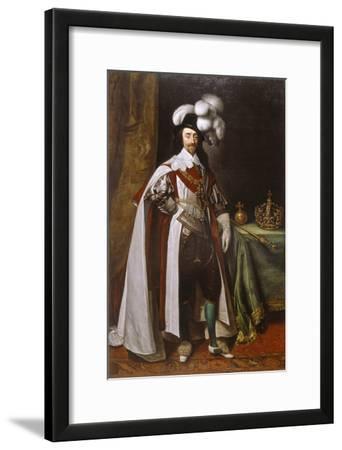 Charles I, 1633