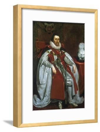 James I, King of England and Scotland, 1621