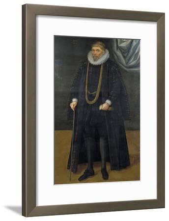 Sir John Garrard, Lord Mayor in 1601, 1618