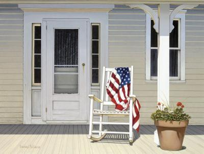 American Porch by Daniel Pollera