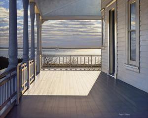 Evening Light by Daniel Pollera
