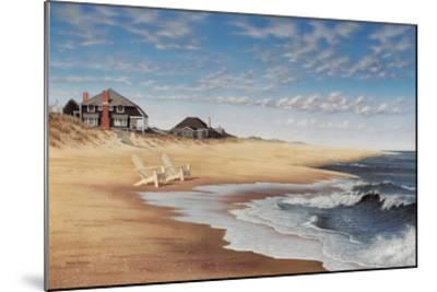 AMERICAN LANDSCAPE ART PRINT American Porch Daniel Pollera