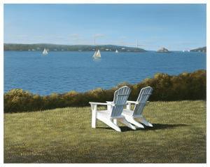 Narragansett Bay by Daniel Pollera