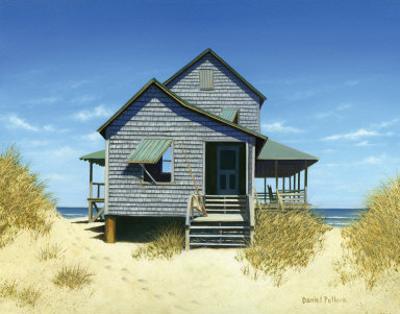 Ocean Front Bungalow by Daniel Pollera