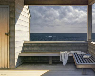 Sea Bench by Daniel Pollera