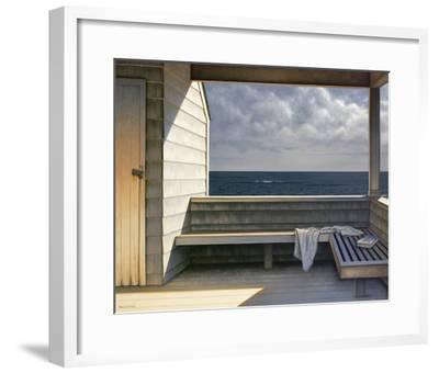 Sea Bench by Daniel Pollera