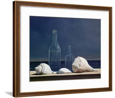 Seaglass and Shells