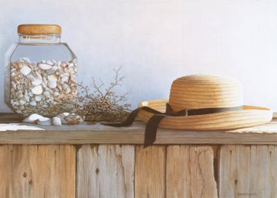 Still Life with Seashells by Daniel Pollera
